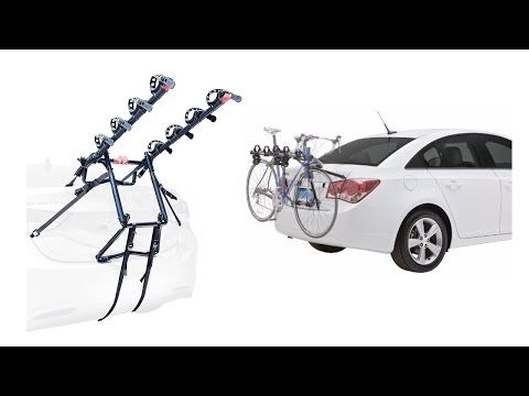 Top 5 Best Trunk Mount Bike Rack Reviws 2016  Best Bike Racks For Cars