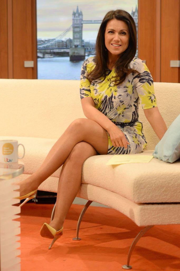 Susanna Reid she loves to show plenty of her lovely legs | Sexy