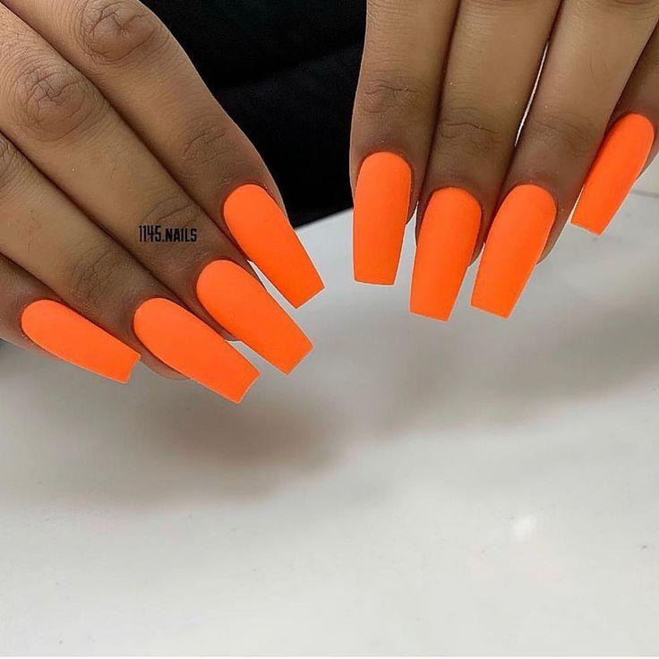 🧡 @1145.nails 🧡 #nailsofig #nailpro #nailsaddict #nailsart #nails