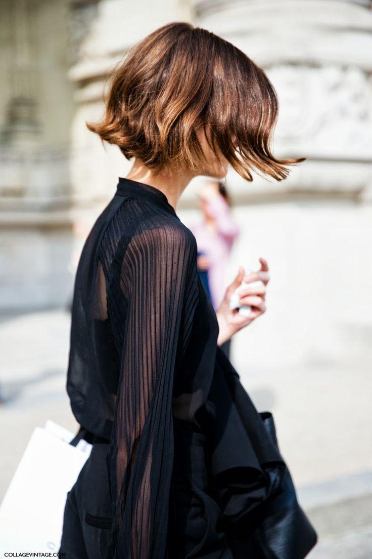 Stunning. Paris. /hair