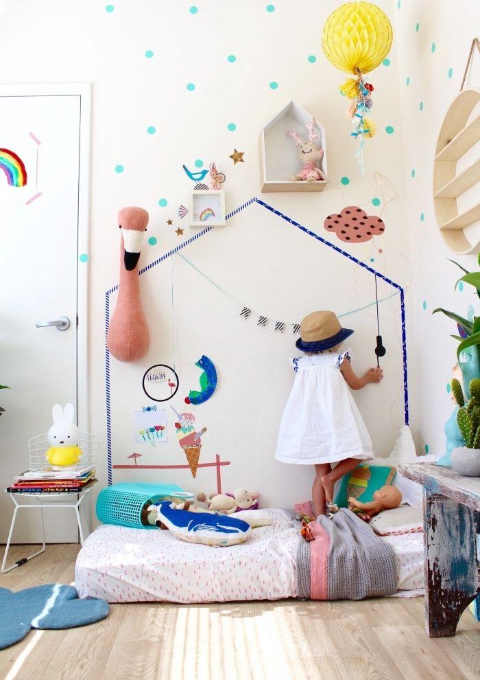 1001 Ideen Fur Eine Schone Kinderzimmer Deko Kinder Zimmer Kinderzimmer Kinderzimmer Deko