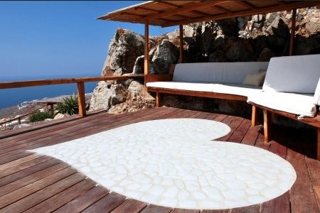 Bellona Villa Outdoor Sitting Area