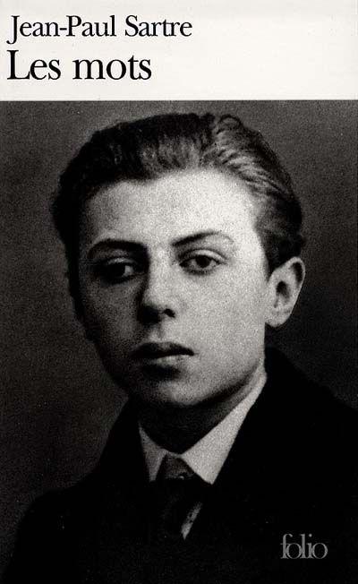 Les mots. Jean-Paul Sartre