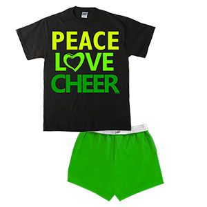 1 Day Campwear Package by Cheerleading Company