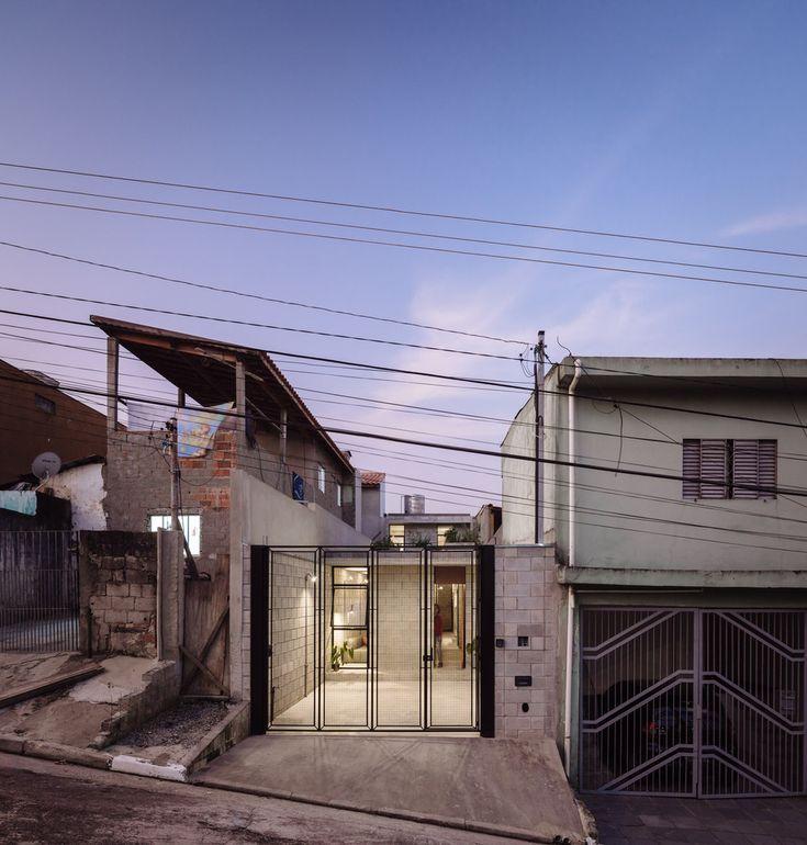 Galeria de Casa Vila Matilde / Terra e Tuma Arquitetos - 1