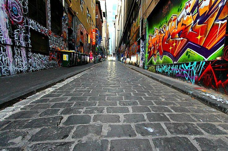 Hosier Lane - Things to do in Melbourne, Australia