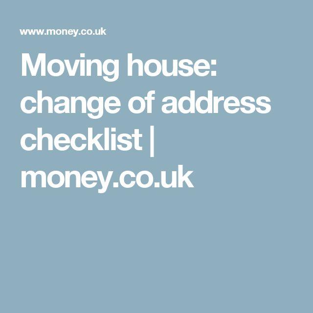 Best 25+ Change of address ideas on Pinterest Change address on - free change of address