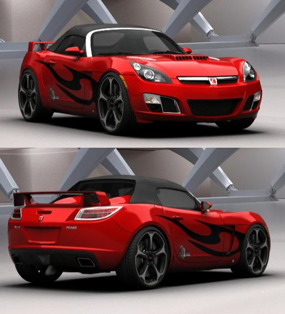 Tuning The Saturn Sky U002707