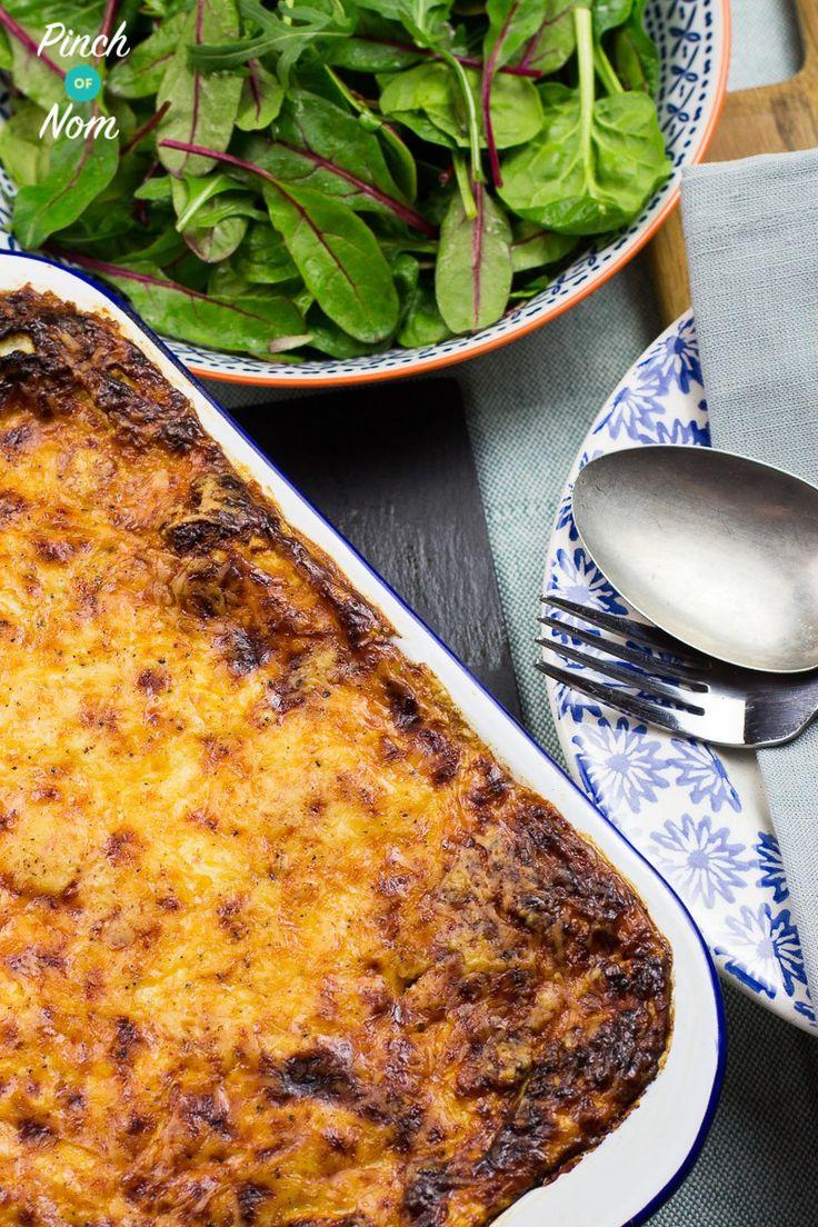 syn free butternut squash lasagne | Slimming World