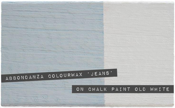 Abbondanza Colourwax 'Jeans'