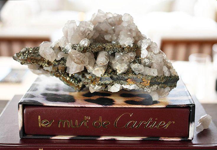 Mom - look for a pyrite quartz mix next time you go to Helen