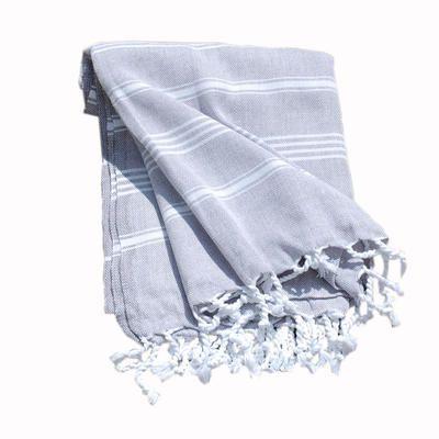 Hamam handduk Light Grey - Lou & Friends