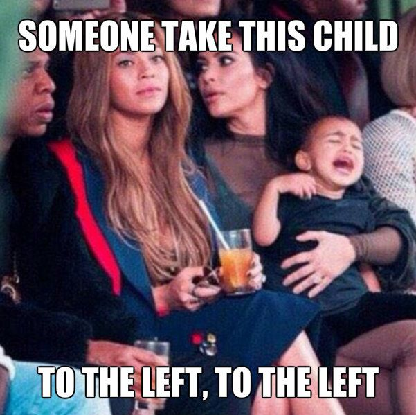 Beyoncé Shares Her Feelings About North West After Crying Incident | Cambio
