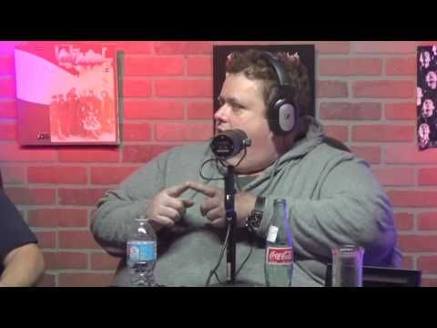 Ralphie May's Favorite Joey Diaz Booger Story - The Church Of What's Happening Now #449