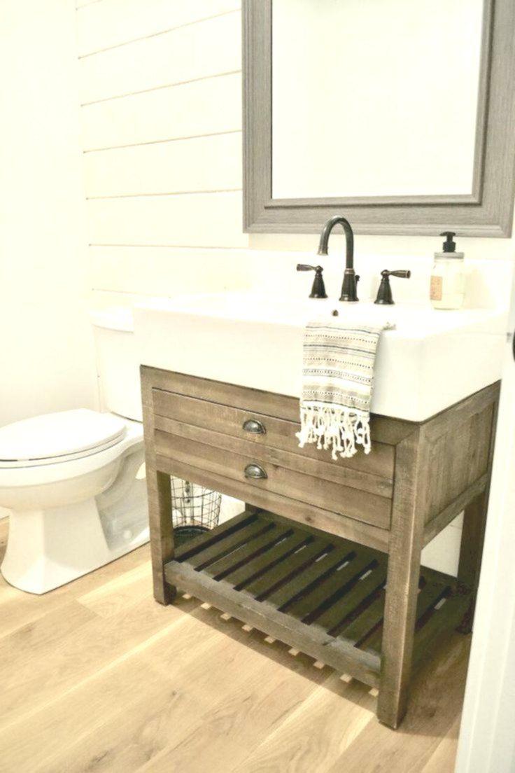25 Farmhouse Small Bathroom Remodel Ideen Bathroom Design Decor