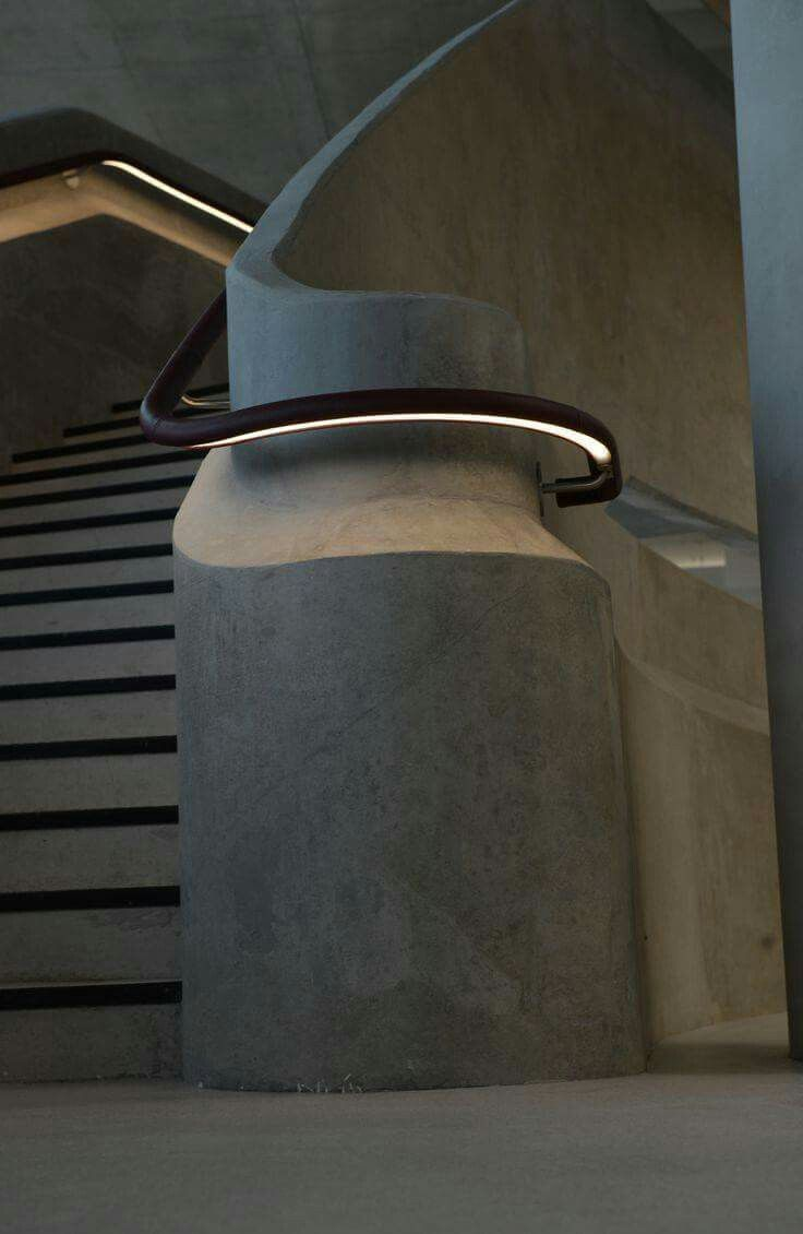 Architecture - Stairwell Lighting Feature