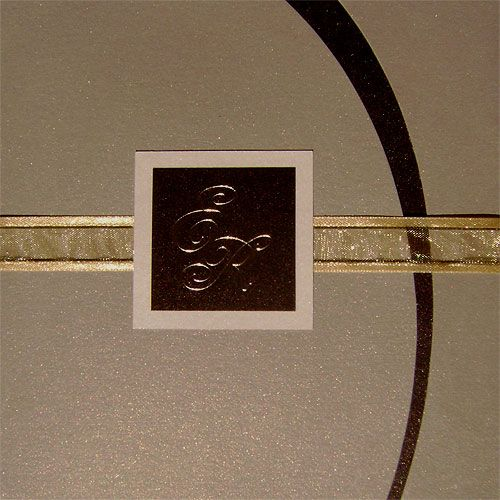 Ref Square Moon gold ( we can do any colour) www.weddingcards.co.za