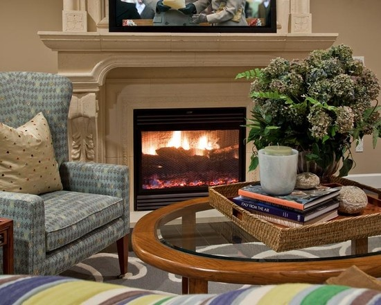 1000 images about fireplaces on pinterest tv over for Mediterranean fireplace designs