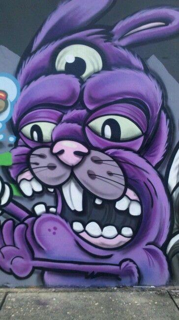 Grafitti #wynwood!