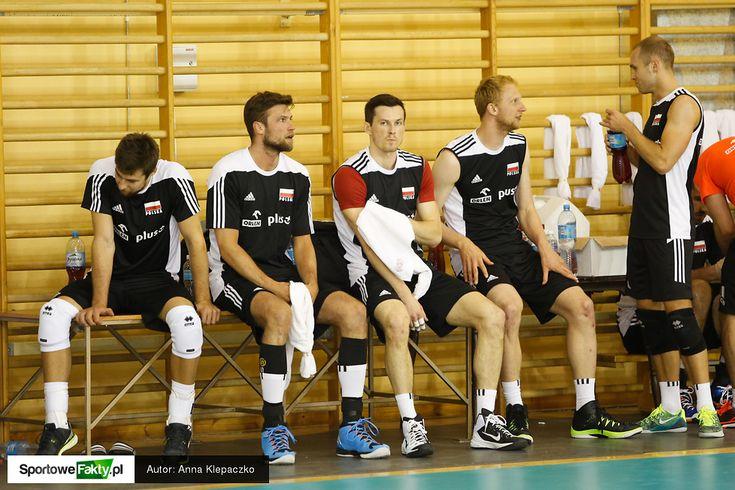 Reprezentacja Polski w Spale - Galerie zdjęć - Siatkówka - SportoweFakty.pl