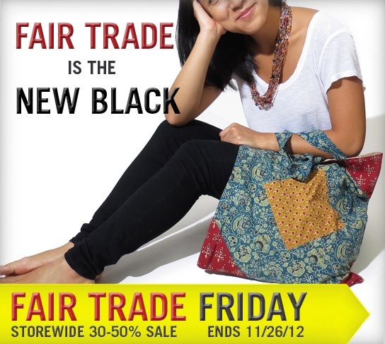 Let's turn Black Friday/Cyber Monday into FAIR TRADE FUNDAY! Buy ethically-traded products and support artisan communities around the world: http://shop.amnestyusa.org