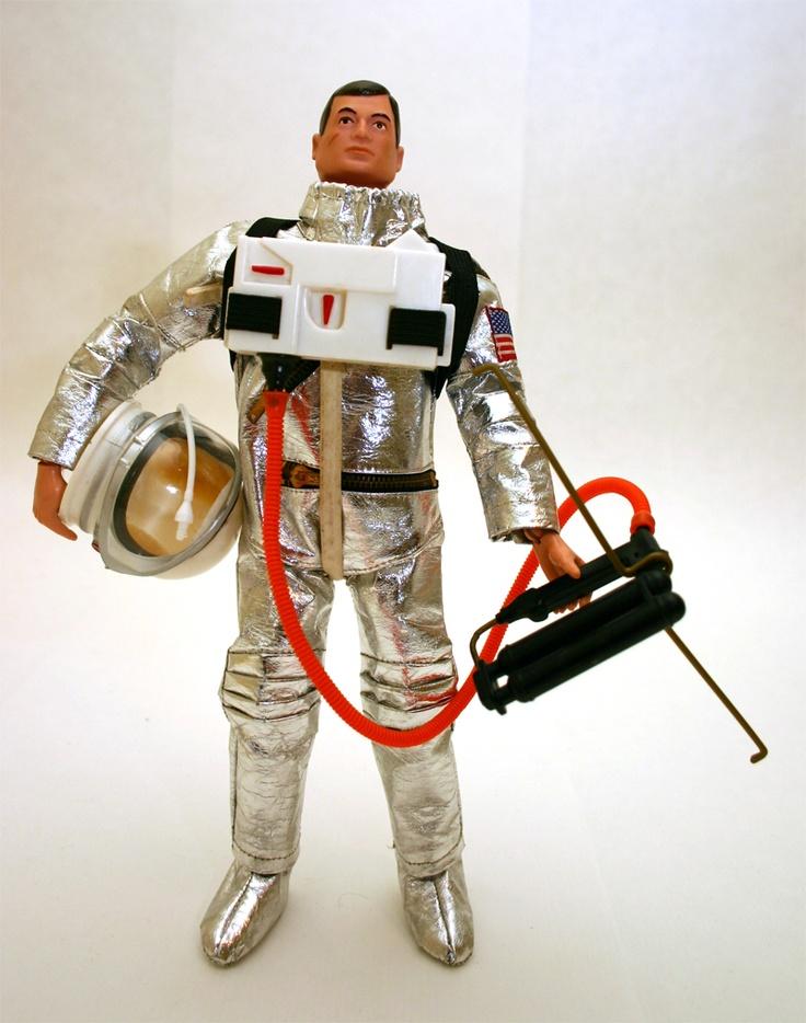 astronaut action figures of 1970 - photo #49