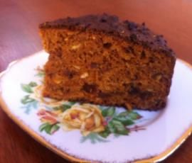 Recipe Healthy Fruity Pumpkin Cake by Margaret A Williams - Recipe of category Baking - sweet