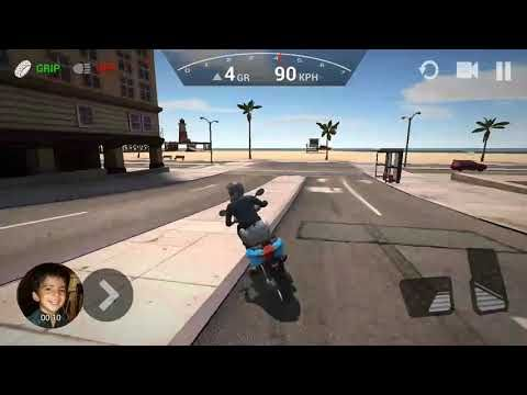 Bike Race Game Ultra Bike Bike Race Game For Android Youtube