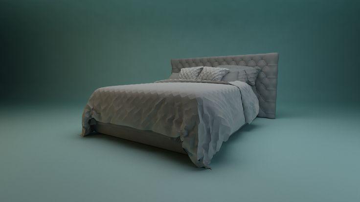 Free bed model by Arturo Aquino Architectural Visualization   https://www.facebook.com/aa.archviz  https://www.dropbox.com/s/9ymbgs9uggyl4aw/Bed.rar?dl=0