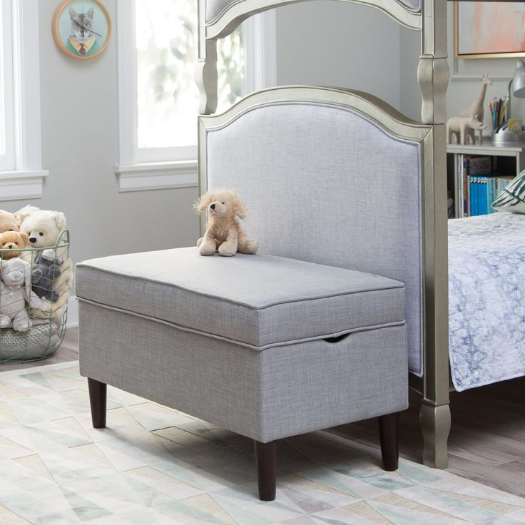 Best 25 upholstered storage bench ideas on pinterest bed bench storage bed bench and Gray storage bench