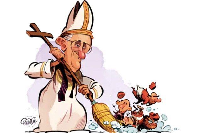 Im Vatikan ist der Papst mit turbulenten Tagen konfrontiert. Nach der Beurlaubung seines Finanzchefs Kardinal George Pell trennt sich Franziskus nun auch vom deutschen Kardinal Gerhard Ludwig Mülle…
