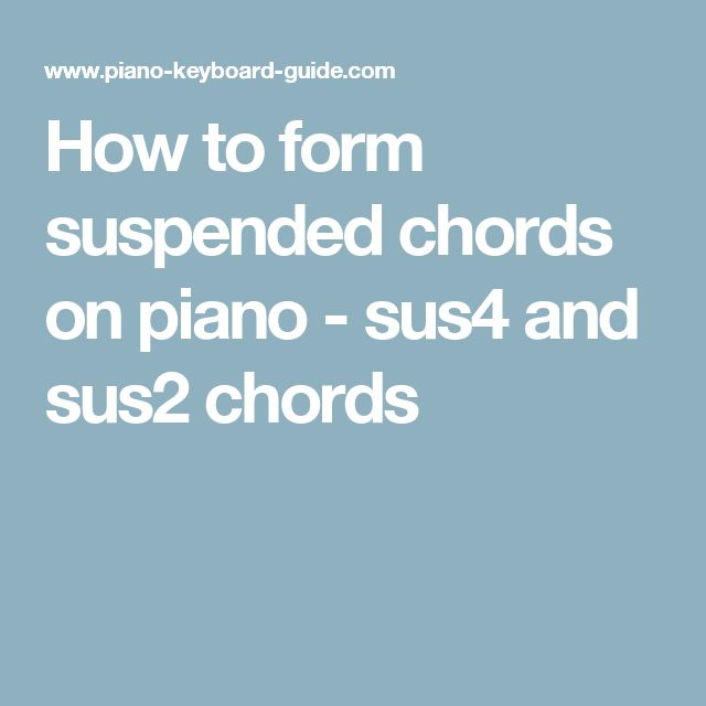 191 Best Piano Chords Images On Pinterest Easy Piano Electronic