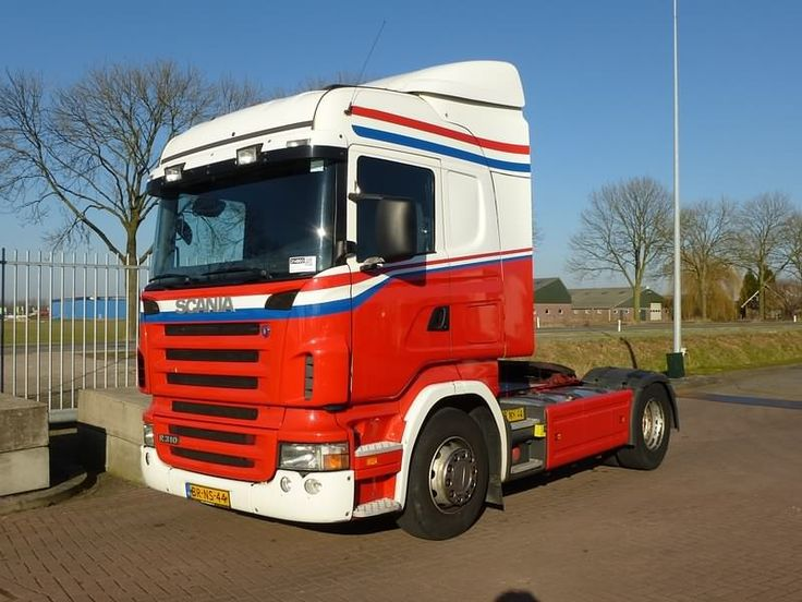 For sale: Used and second hand - Tractor unit SCANIA R 310