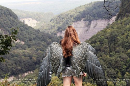 Winged Victory Mercy by suzuhana16597 on DeviantArt