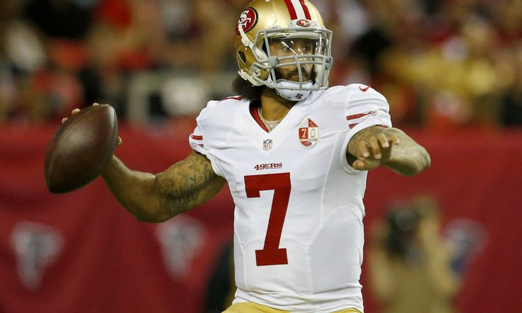"Hue Jackson: Browns 'haven't really discussed' Kaepernick = The Cleveland Browns haven't decided a whole lot at quarterback. Although they didn't bring back Robert Griffin III, it remains unclear whether the Browns will actually start Brock Osweiler, continue to develop Cody Kessler or draft yet another signal caller. One thing that does appear for certain, though, is Cleveland is not interested in Colin Kaepernick. ""We haven't really discussed….."