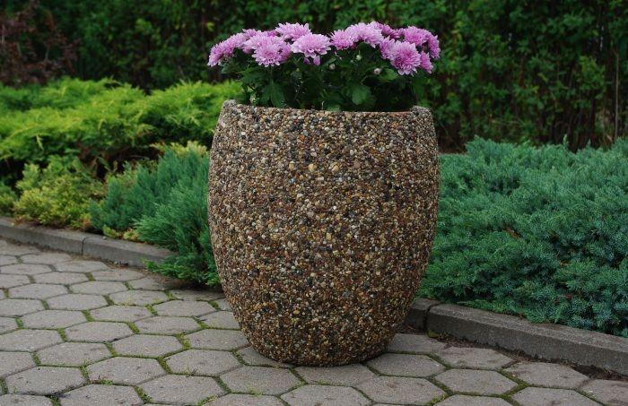 Декорированный бетон красители цементный раствор