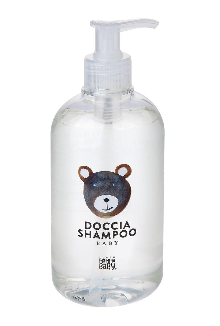 Doccia Shampoo Baby Shower Shampoo Baby  Character: The Bear - Giacomino