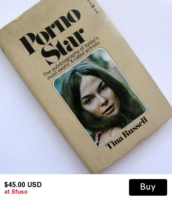 Porno Star Tina Russell 1973, Autobiography #tinarussell #1973 #adultfilm #sfuso
