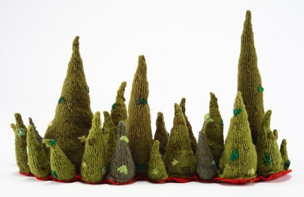 De Tatyana Yanishevsky  http://knitplants.com/