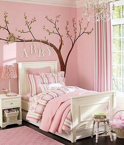 Image result for little girl wall murals