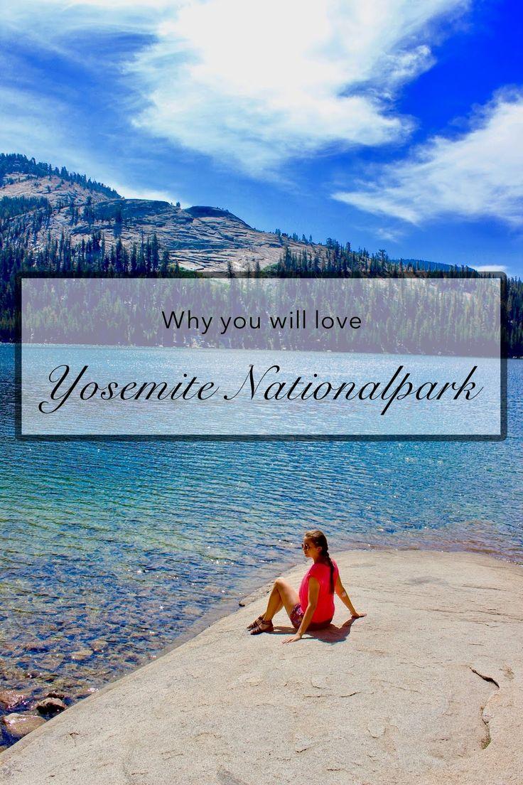Yosemite Nationalpark Travel Tips #yosemite #nationalpark #usa #travel