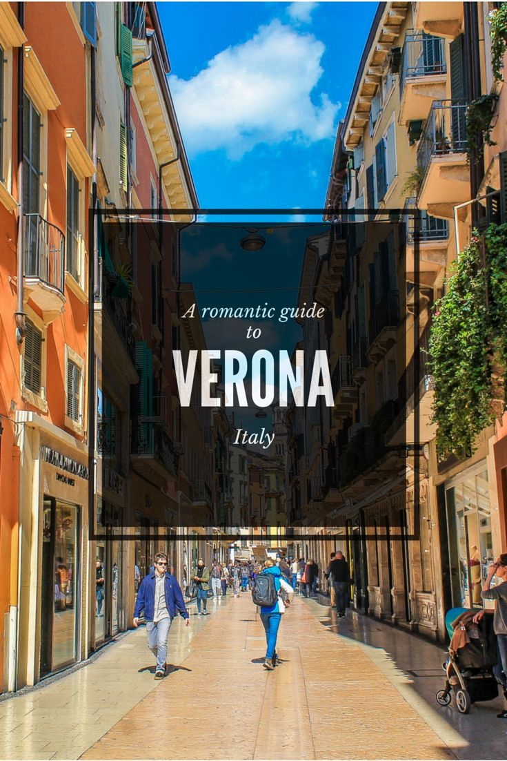 Verona, the city of love, where you can still find the places of the famous tragedy, is one of the most romantic cities I've ever visited! We decided last minute to drop Milan for a day and headed out to Verona instead! http://www.wagtailtravel.com/quick-guide-verona-italy/