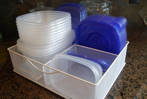 I need one of these; my tupperware takes up half of my cabinet because it's such a mess