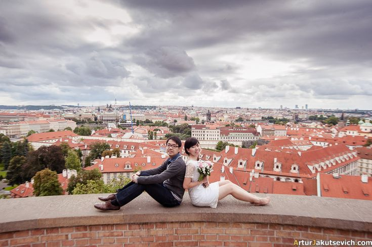 Engagement in Prague, Praha