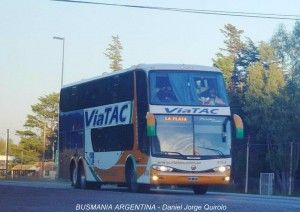 bus argentina, via tac buses, buslover update pictures bus
