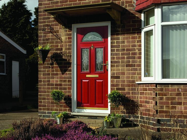 #5 Composite Doors offer stunning designs, high-tech security and 6 times the insulation of a timber door. http://www.eurocell.co.uk/homeowners/74/composite-doors-1 #Eurocell