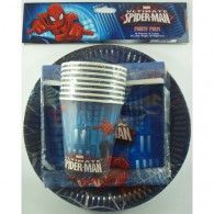 Spiderman Ultimate Party Pack 40pc $22.95 A068936