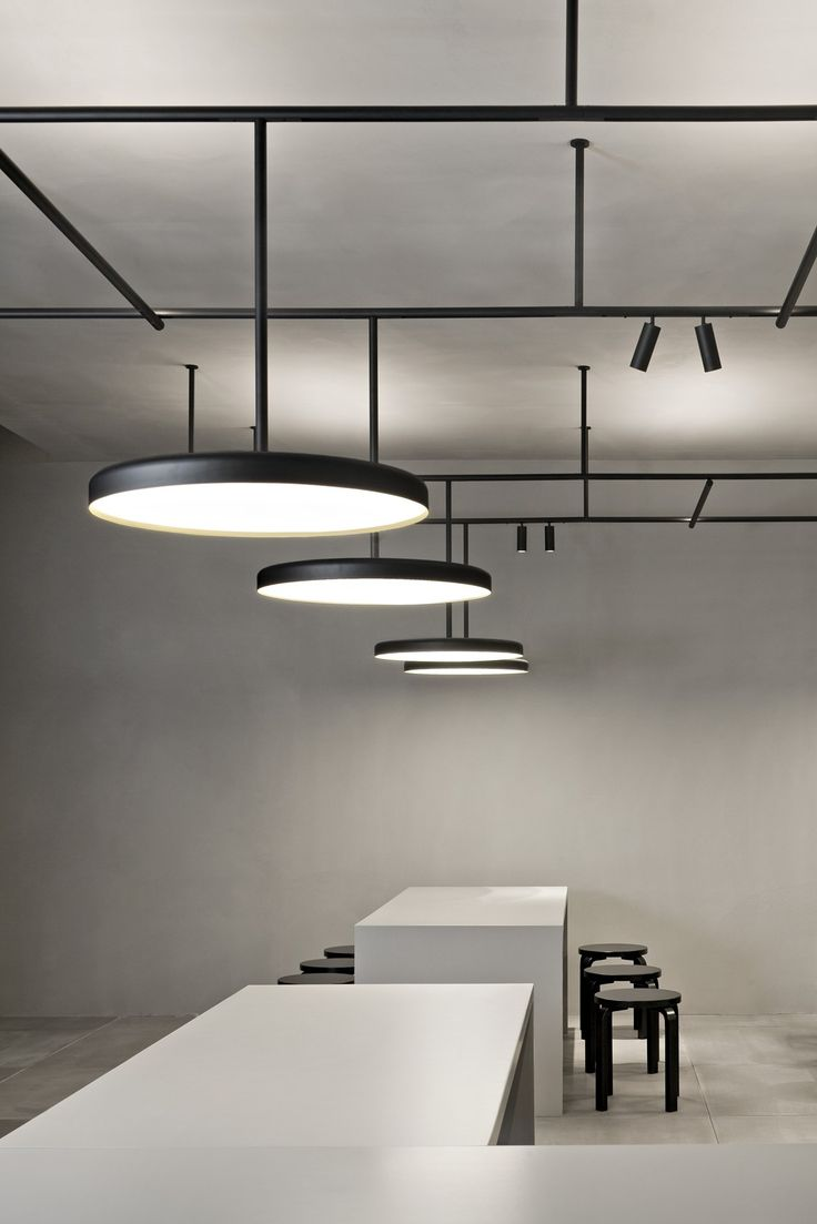 Flos collections at Light+Building kitchen? Not too Intrusive ....