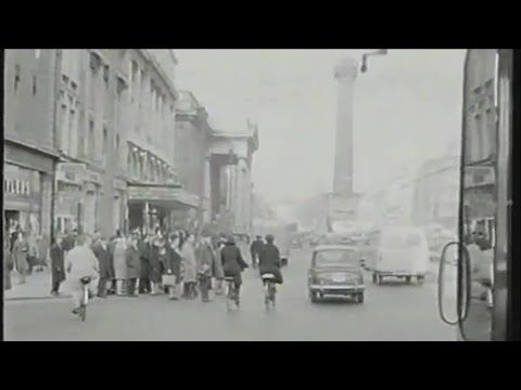 Old footage of Dublin (1960s) - YouTube