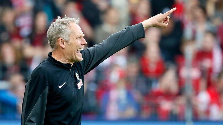 Klarer Favoritensieg: SC Freiburg steht mit einem Bein in Liga eins